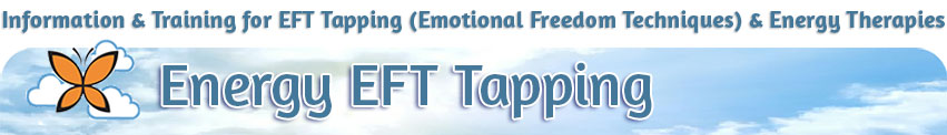 EFT Tapping training courses logo header